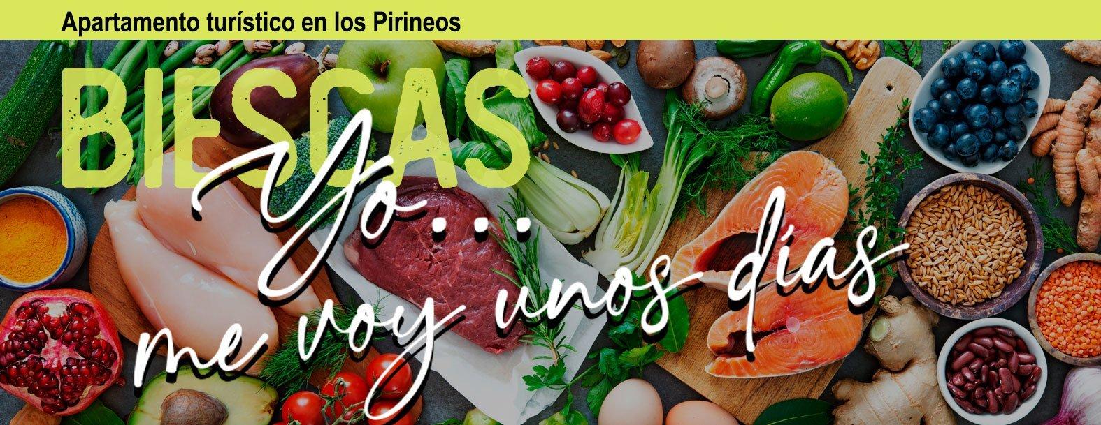 Gastronomia-BIESCAS-El Capricho-de-Bego